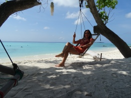Relaxing Maldives Insel Hopping Nannette Neubauer