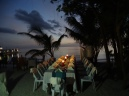 Incentive Event - Dinner am Meer Malediven