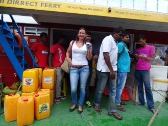 Verkehrsmittel Malediven - Erfahrungen Nannette Neubauer Ales Consulting International