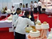 Hochzeitstorten Wettbewerb Malediven