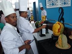 Erstklassige Küche - Wettbewerb Maledivische Hotels - Ales Consulting International