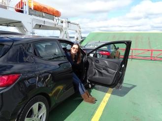 Erfahrung Fähre Irland Inselhopping - Nannette Neubauer