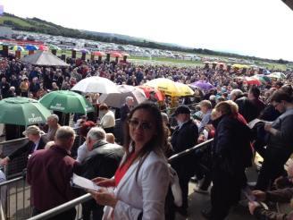 Irland Wetten beim Pferderennen