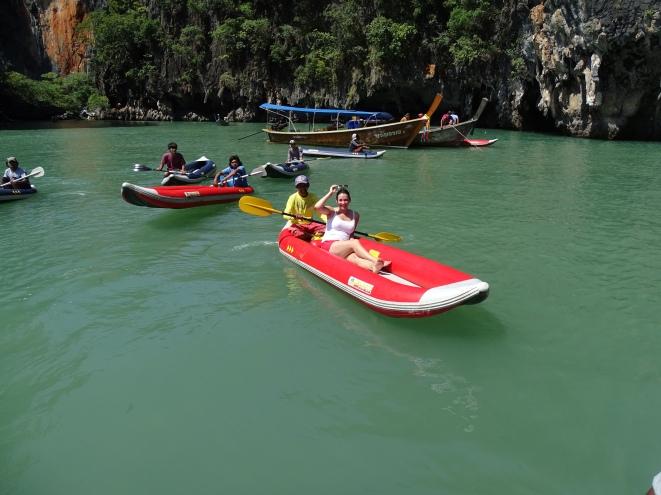 Exkursion Kanu Thailand Ales Consulting International