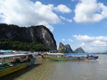 Exkursion James Bond Thailand - Insel Hopping