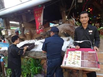 Patong Beach Spitzen Bars - Restaurants