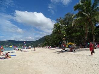 Patong Beach Wassersport - Asien Praktikum Ales Consulting International