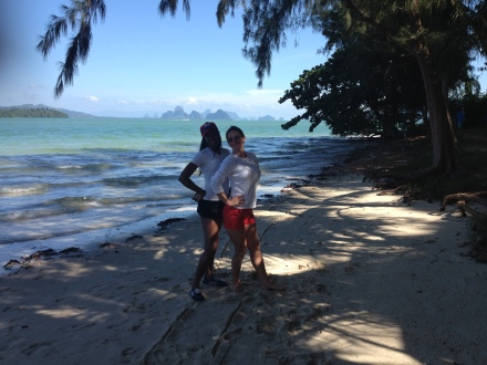 Insel Hopping Exkursion Phuket Nannette Neubauer