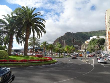Verkehrsmittel Santa Cruz de La Palma