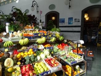 Beste Adresse für Obst und Gemüsekauf - La Palma
