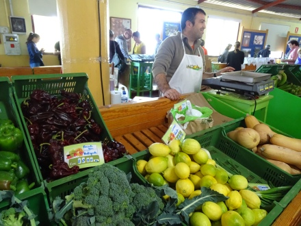 Gesund essen - einkaufen La Palma - Kanaren