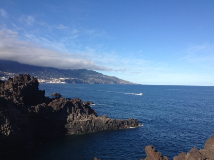 La Palma Highlight - Spaziergang am Meer