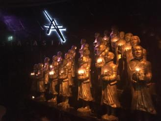 Clubbing: AsiaAsia Club Pier7 Dubai Marina
