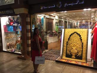 dubai mall traditionell einkaufen