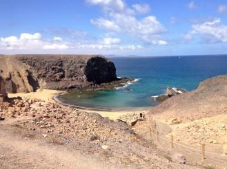 Erfahrungsbericht Playa Papagayo Playa Blanca Lanzarote Auslandspraktikum Ales Consulting International