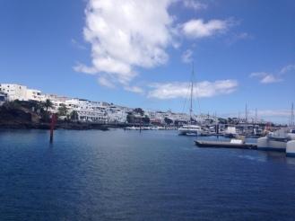 Lanzarote Bootstour - Erfahrungen beim Praktikum