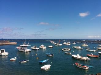Erfahrung Ausflug Fischerhafen Lanzarote Kanarische Inseln Ales Consulting International