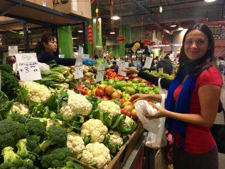 Sydney Fruit and Vegetable Shopping - best prices - experience - Ales Consulting International