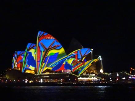 Sydney Opera - Vivid Festival - on tour Ales Consulting International