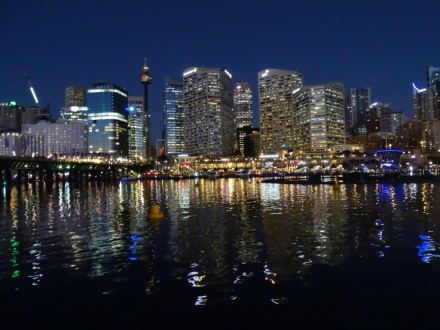 Darling Harbour Sydney - Ales Consulting International on tour