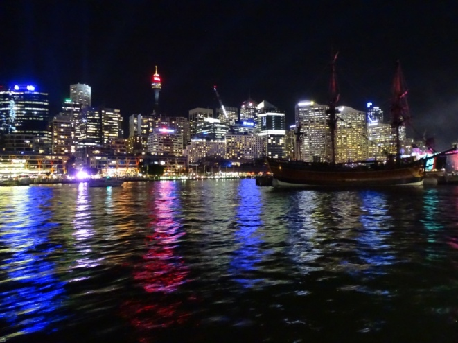 Sydney Harbour - Bootstour Ales Consulting International