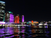 Vivid Festival Sydney - Bootsexkursion
