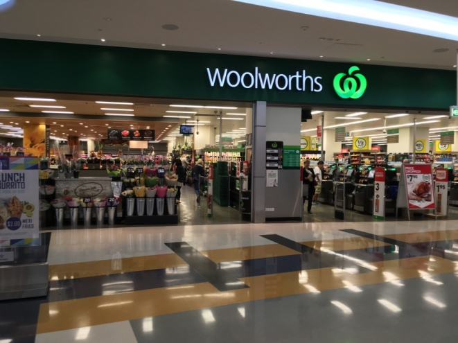Günstige Shoppen Australien Woolworths Erfahrungen Auslandspraktikum Ales Consulting International