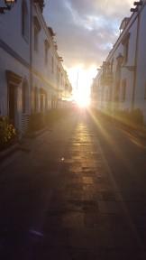 Hotelpraktikum Sonnenuntergang Gran Canaria Ales Consulting International