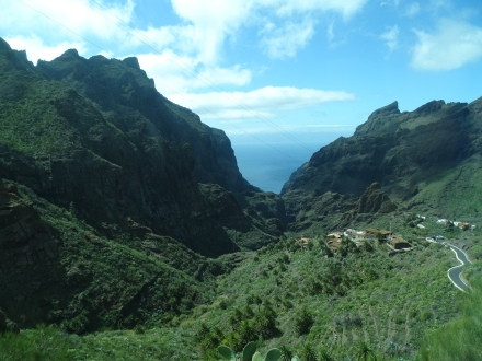 La Gomera - Kanaren - Landschaft - Ales Consulting International