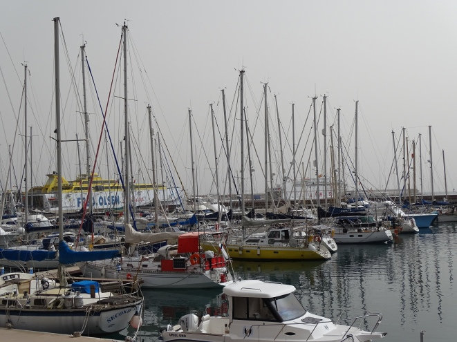 Fähre Boote Häfen Kanarische Inseln Insel Exkursion Ales Consulting International
