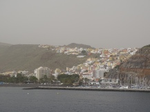 Hafen La Gomera - Insel hopping Kanaren - Ales Consulting International
