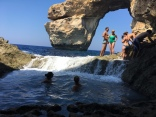 Erfahrungsbericht Azure Window Gozo Hotelpraktikum Ales Consulting International
