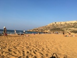 Erfahrungsbericht Ramla Bay Gozo Beach Praktikum Ales Consulting International