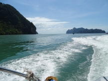 Bootsausflug Hotelpraktikum Thailand Ales Consulting International