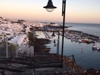 hafen-puerto-del-carmen-laufstrecke-Praktikumsbericht Lanzarote
