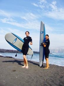 Teneriffa Surfen auf den Kanaren Nannette Neubauer
