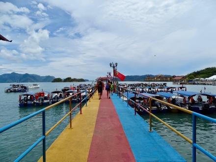 Boats Tour Island Hopping Malaysia