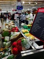 Carrefour Supermarkt Dubai Mall of Emirates