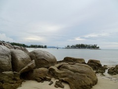 Strand Pantai Kok Malaysia