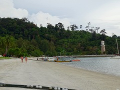 Strand Pantai Kok Ausflug Ales Consulting International