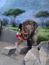 Nannette Neubauer Malaysia Insel