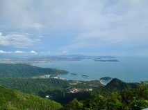 Aussicht Cable Car Malaysia