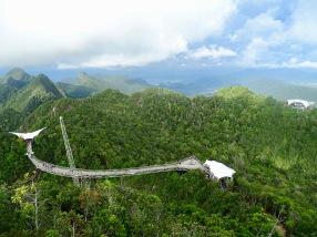 Ausflug Cable Car Langkawi Malaysia