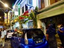 Street Life Little India Kuala Lumpur