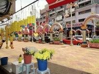 Einkaufen in Little India Kuala Lumpur