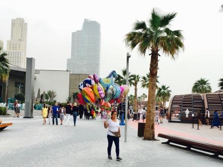 Dubai Jumeirah Beach The Walk