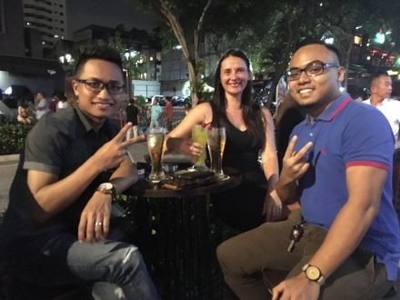 Bar Hopping Changkat Kuala Lumpur Ales Consulting International