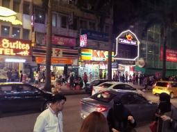 Arab street Night Life KL
