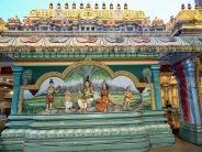 Götter Tempel KL Malaysia