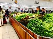 Salatangebot Carrefour Dubai